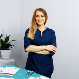 Іванна Ковалишин, кінезіолог